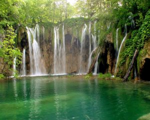 Croatian Waterfall