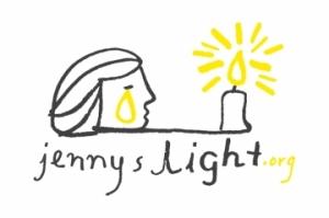 Jenny's light logo