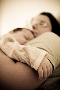 sleeping-mother-and-baby