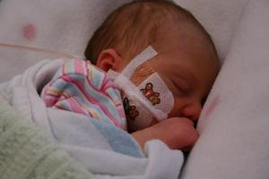 Charlotte in the NICU