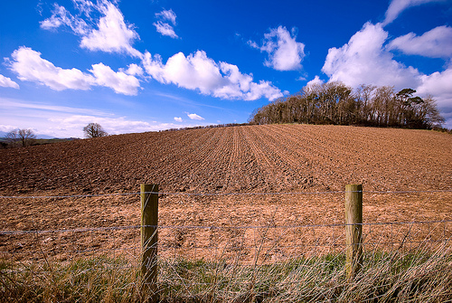 """Ploughed Fields"" by etrusia_uk @ flickr"