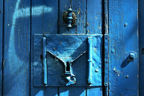 """""""Blue Gate"""" by Pieter Musterd @ flicker"""
