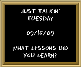 just talkin tuesday chalkboard