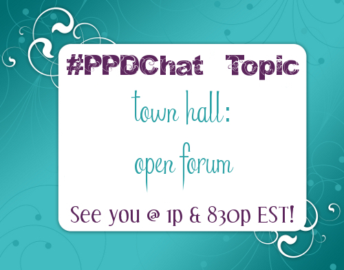 PPDChat topic 022111