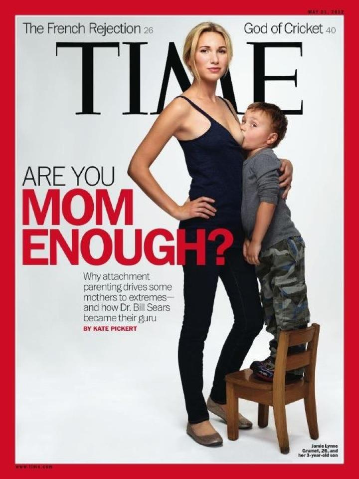 Time - Are You Mom Enough
